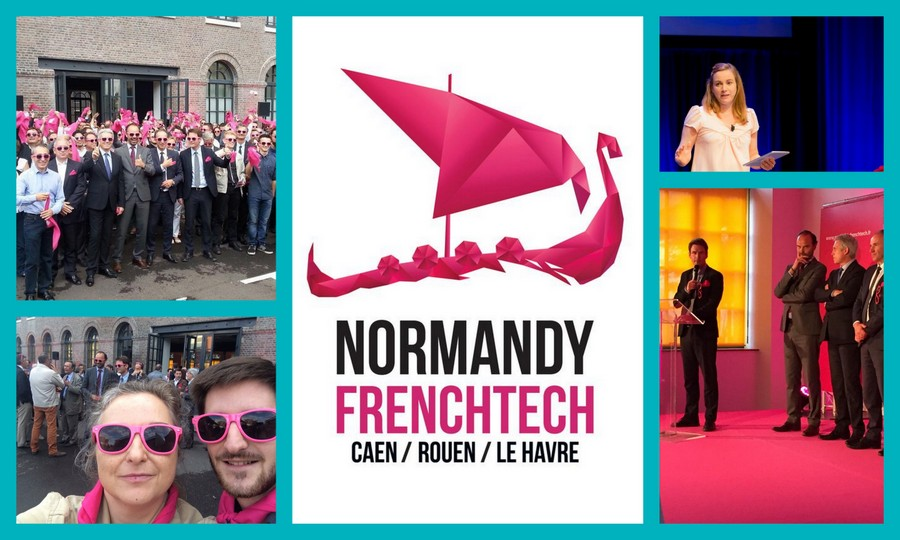 NormandyFrenchTech : en route, on a le label !