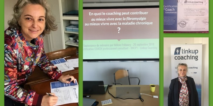 Coach certifiée Linkup Coaching RNCP1 + accréditation EMCC (niveau 7 Europe)